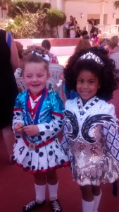 Ellie-Kate McCarthy, Under 8 European Champion