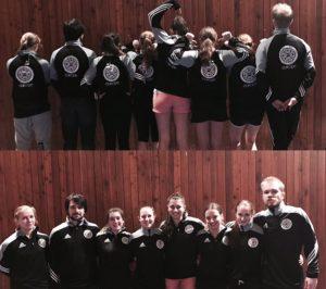 McGahan Lees Irish Dance Classes - Europe Team Uniforms
