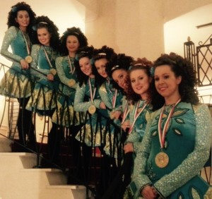 Senior Ladies Ceili Team