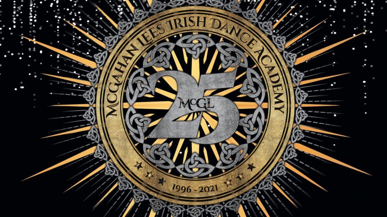Our McGL silver anniversary logo